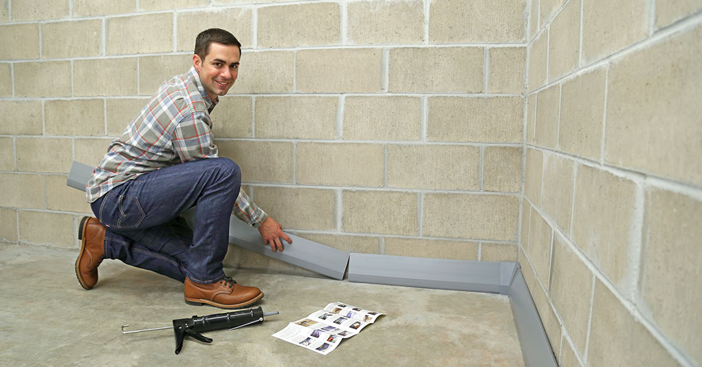 Basement Waterproofing In Grand Rapids MI Everdry Grand Rapids - All dry basement waterproofing