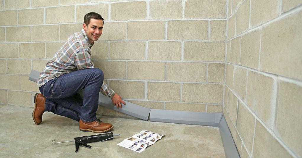 basement waterproofing in Grand Rapids MI