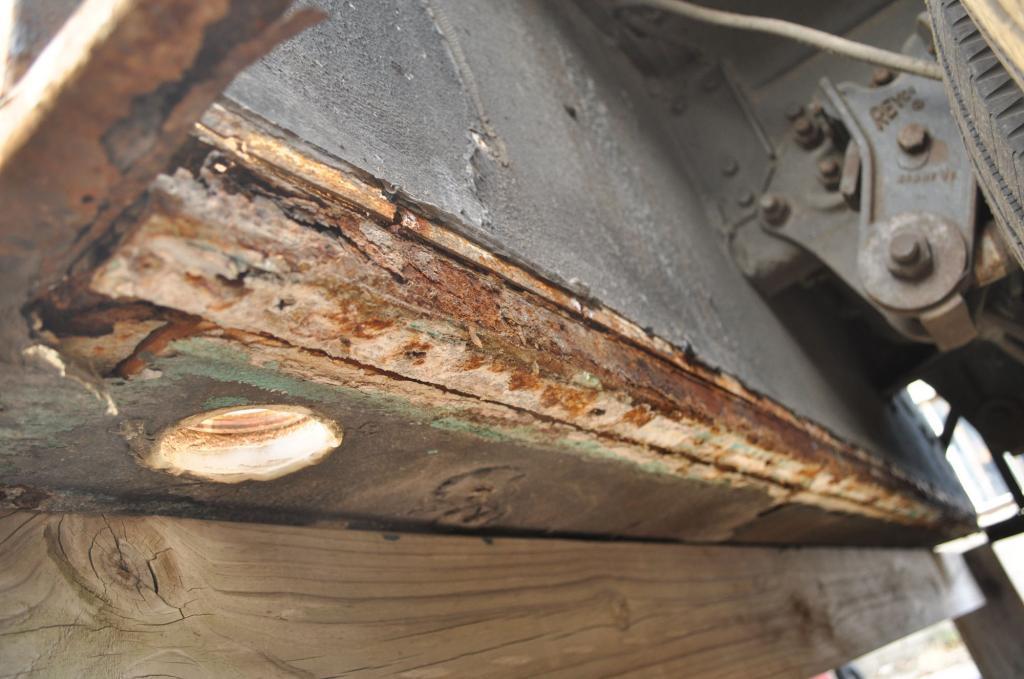 basement rust