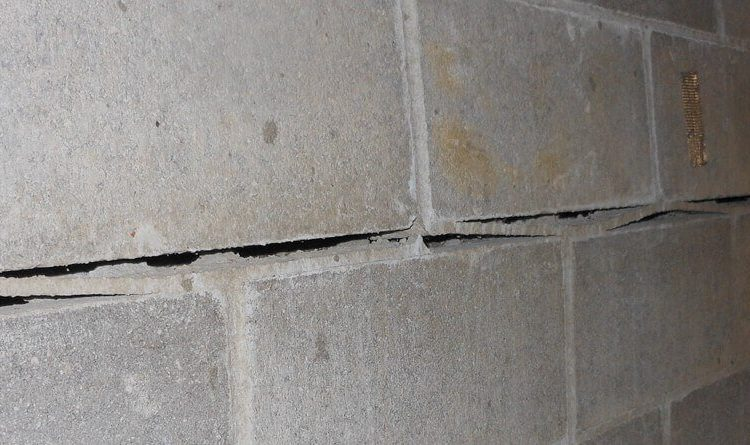 Rockford, MI | Everdry Grand Rapids | Foundation Repair | Bowing Walls
