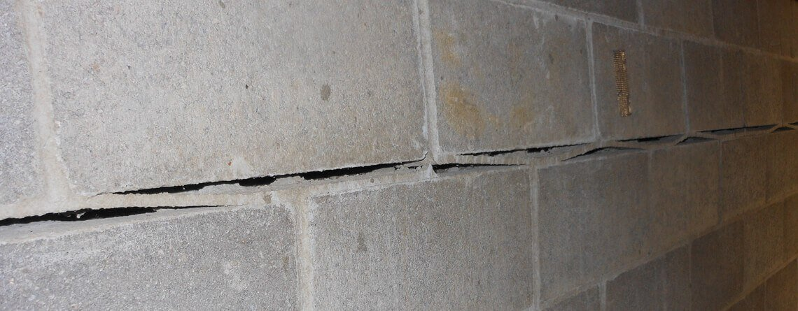 Rockford, MI   Everdry Grand Rapids   Foundation Repair   Bowing Walls