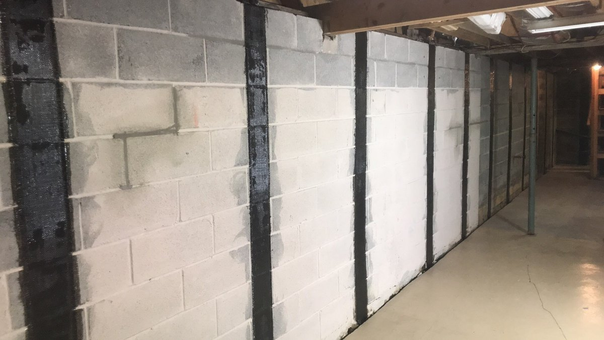 Carbon Fiber Straps | Wyoming, MI | Everdry Waterproofing of Greater Grand Rapids